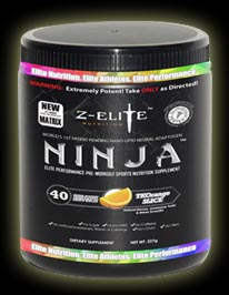Best pre workout supplement nano vapor label